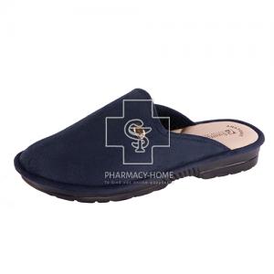 Sanitaire 2370 Μπλε Ανδρική Ανατομική Παντόφλα