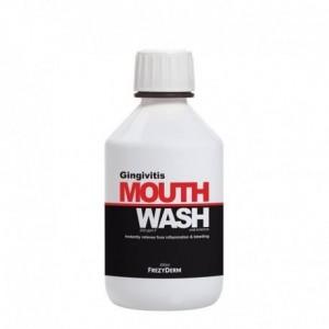 Frezyderm Gingivitis Mouthwash Στοματικό Διάλυμα για την Αντιμετώπιση της Ουλίτιδας, 250ml