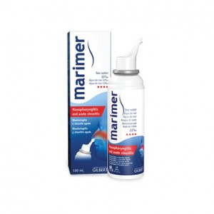 Marimer Ρινικό Spray για την Ρινοφαρυγγίτιδα & την Οξεία Ιγμορίτιδα, 100ml