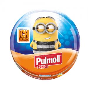 Pulmoll Junior ΠΟΡΤΟΚΑΛΙ & Βιταμίνη C, 50gr
