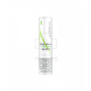 A-DERMA - Stick Lèvres  4gr