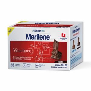Nestle Meritene Vitachoco Negro Συμπλήρωμα Διατροφής 150g.