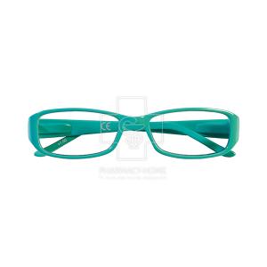 Zippo Aqua Reading Glass +1.50