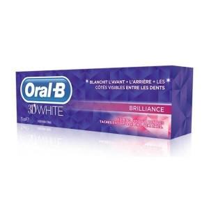 Oral B 3D White Brilliance 75ml - Λευκαντική Οδοντόκρεμα