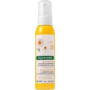 Klorane Reflets Blonds Spray για Χρυσαφένιες Ανταύγιες 125ml