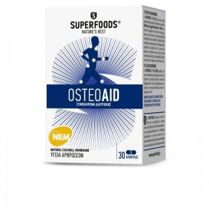 Superfoods OsteoAid Συμπλήρωμα Διατροφής 30 Caps.