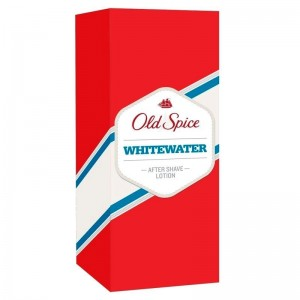 Old Spice Whitewater After Shave Lotion Λοσιόν για Μετά το Ξύρισμα 100ml.