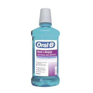 Oral-B Denti e Gengive Στοματικό Διάλυμα 500ml.