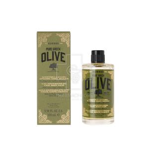 Korres Pure Greek Olive Θρεπτικό Λάδι 3 σε 1 για εντατική θρέψη σε πρόσωπο, σώμα & μαλλιά, με Εξαιρετικό Παρθένο Ελαιόλαδο, 100ml