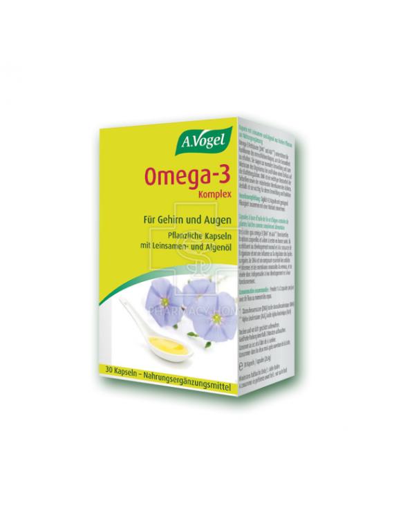 A.VOGEL Omega-3 Complex 30 Κάψουλες