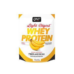 QNT Light Digest Whey Protein Banana 40g