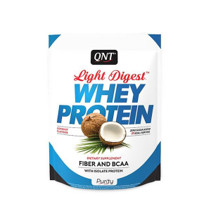QNT Light Digest Whey Protein Coconut 40g