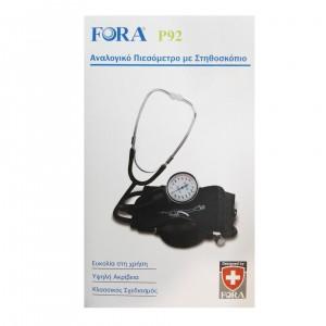Fora P92 Αναλογικό Πιεσόμετρο με Στηθοσκόπιο