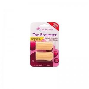 Carnation Toe Protector Προστατευτικό δακτύλων του ποδιού, 2 τεμάχια
