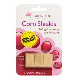 Vican Carnation Corn Shields Πλήρως Επενδυμένο & Ενισχυμένο με Polymergel για Μέγιστη Προστασία 3τμχ