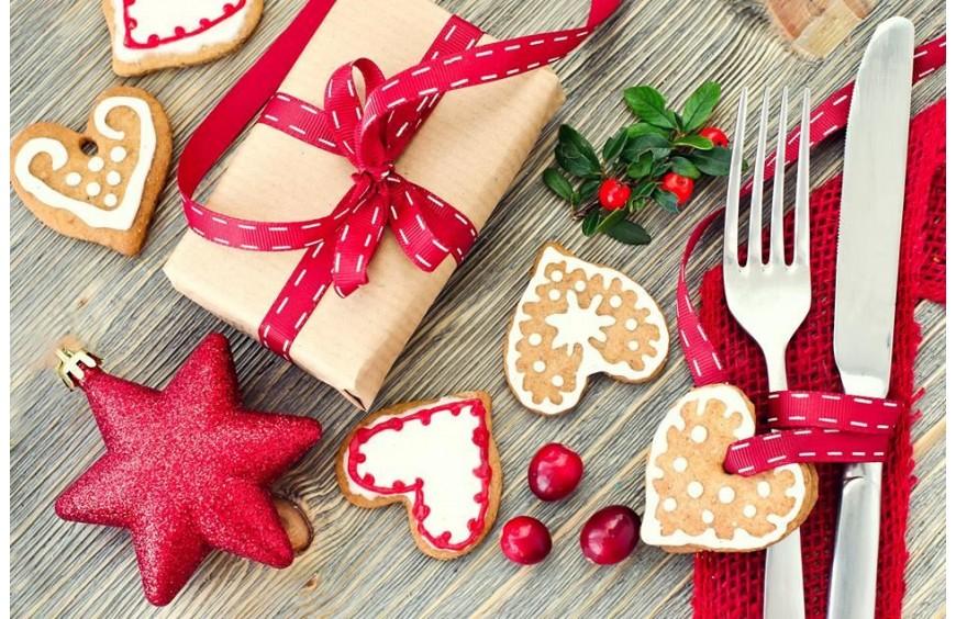Tο χριστουγεννιάτικο τραπέζι σας μπορεί να είναι υγιεινό!