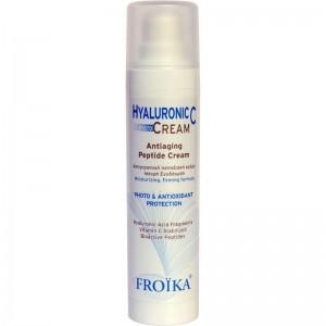 Froika Hyaluronic C Micro Cream 40ml Αντιγηραντική Κρέμα με Μέγιστη Αντηλιακή Προστασία