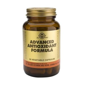 Solgar Advanced Antioxidant Formula 60 φυτικές κάψουλες