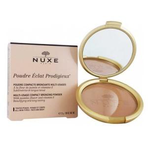 Nuxe Poudre Eclat Prodigieux Πούδρα Μπρονζέ, 25 ml