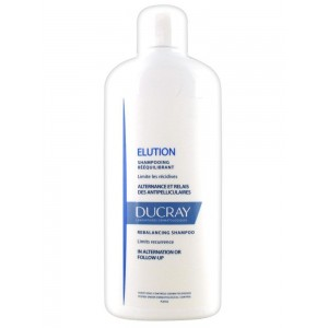 DUCRAY SHAMPOOING ELUTION 400ml