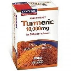 Lamberts TURMERIC 10000mg 60 tabs