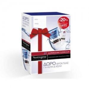 Neutrogena Anti-Ageing Hand Cream SPF25 Αντιγηραντική Κρέμα Χεριών 50ml + Δώρο Νοurishig Lip Care with Nordic Berry Stick Χειλιών Θρέψης 4,9g.