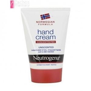 Neutrogena Hand Cream Unscented Κρέμα Χεριών 75ml.