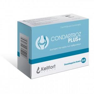 Kellfort Condartroz plus+ Διατηρεί την υγεία των Αρθρώσεων, 60 δίσκια