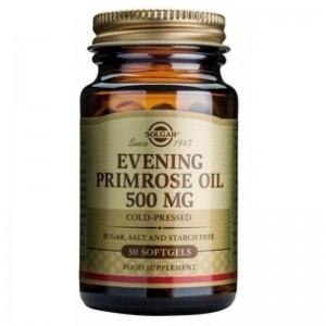 Solgar Evening Primrose Oil Συμπλήρωμα διατροφής 500mg 30caps.