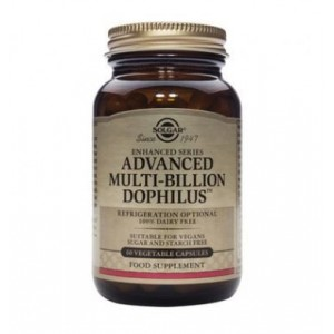 SOLGAR Advanced Multi Billion Dophilus Veg.Caps 60