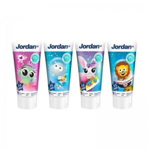 Jordan Παιδική Οδοντόκρεμα για Νεογιλά Δόντια (0-5 Ετών) 50ml