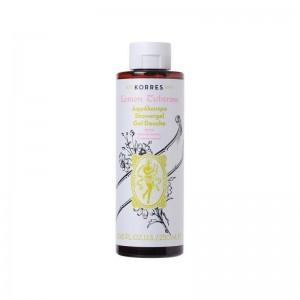 Korres Lemon Tuberose Αφρόλουτρο 250ml.