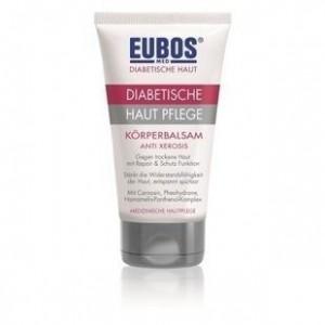 Eubos Diabetic Skin Body Balm Anti-Xerosis Περιποίηση για το Διαβητικό Δέρμα, Βάλσαμο για το Ξηρό & Ευερέθιστο Δέρμα, 150 ml