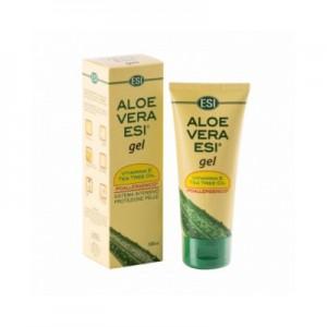ESI Aloe Vera Gel 100ml, Δρά καταπραΰντικά και μαλακτικά προφυλάσσοντας το δέρμα όλης της οικογένειας