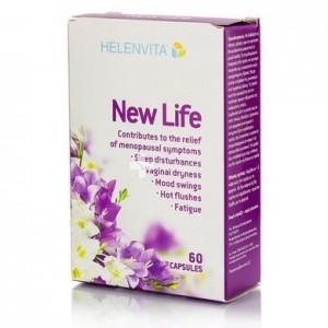 Helenvita New Life - Εμμηνόπαυση, 60caps