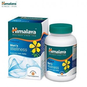 Himalaya Men's Wellness (Tribulus-Gokshura) 60 caps