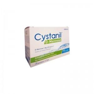 Cystanil D-Mannose Σκόνη για Πόσιμο Διάλυμα, 28 x 3,17g.