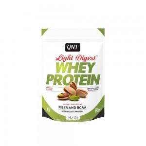 QNT - Light Digest Whey Protein Γεύση Pistachio 500gr