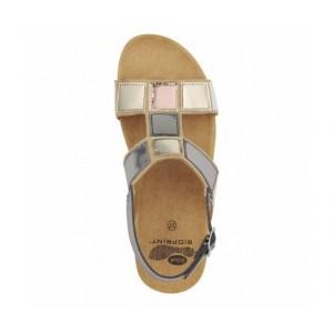 DR. Scholl Almira Multi.Ανατομικo παπούτσι τύπου πέδιλο