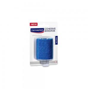 HANSAPLAST Cohesive Bandage - Αυτοκόλλητος Επίδεσμος 1τμχ.(4m x 6cm)