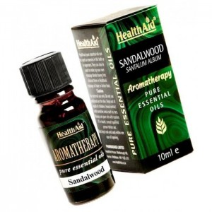 Health Aid Aromatherapy Sandalwood Oil (Santalum Album) 5ml