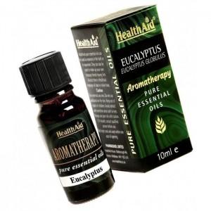 Health Aid Eucalyptus Oil (Eucalyptus Globulus) 10Ml