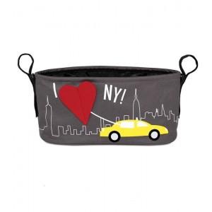 Choopie Super Cute CityBucket καλάθι οργάνωσης καροτσιού New York