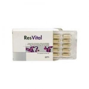 Oti Resvital 30 caps Αντιοξειδωτικό Συμπλήρωμα Διατροφής