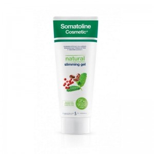 Somatoline Cosmetic Natural Slimming Gel Τζελ Αδυνατίσματος 250ml.