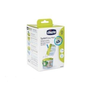 Chicco Δοσομετρητής Γάλακτος 2 σε 1 με αποσπόμενο διαχωριστικό για το γάλα + 300ml δοχείο, 2 τεμάχια