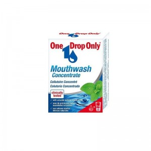 One Drop Only Mouthwash Concentrate 25ml - Φυσικό συμπυκνωμένο στοματικό διάλυμα
