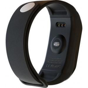 PowerPharm Βιομετρικό Ρολόι FT8 με ενσωματωμένο πιεσόμετρο, μετρητή οξυγόνου στο αίμα και θερμιδομετρητή