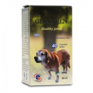 Bio Glucoren Healthy joints Veterinary use 40 chewable tabs