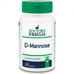 Doctor's Formulas D-Mannose, 60Caps
